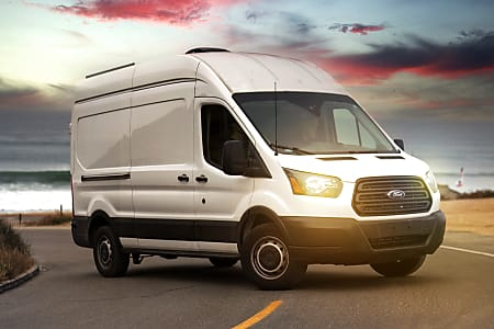 Perfect Adventure Mobile - 2019 Ford Transit