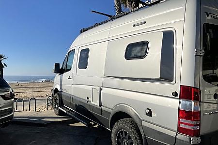 #VanLife 4 Season Adventure! 4x4 Mercedes Sprinter Van for rent in Seattle