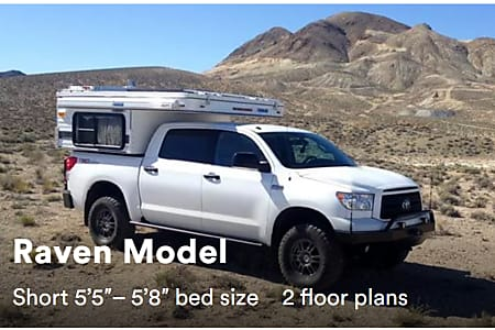 2021 Four Wheel Campers Raven*NEW*