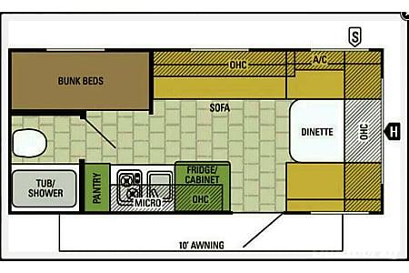2014 Starcraft Launch  Eaton, CO