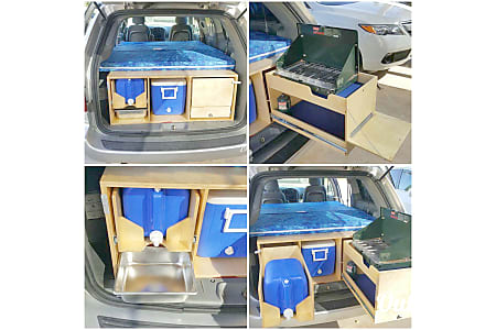 2005 Dodge Grand Caravan Camper in Maui  Kihei, HI