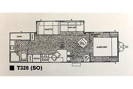 02004 Prowler 32ft - #93  Lompoc, CA