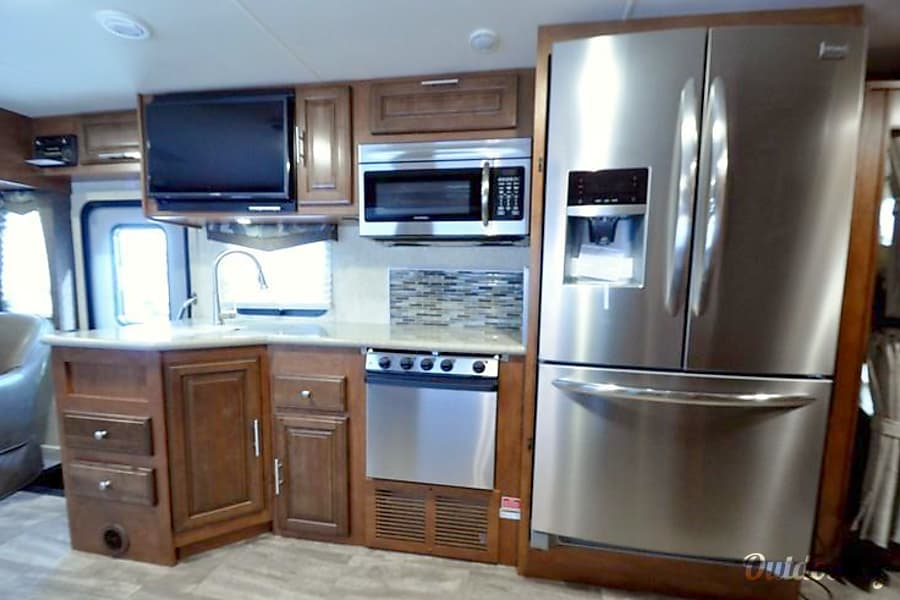 2015 Forest River Georgetown 351DS Orem, UT
