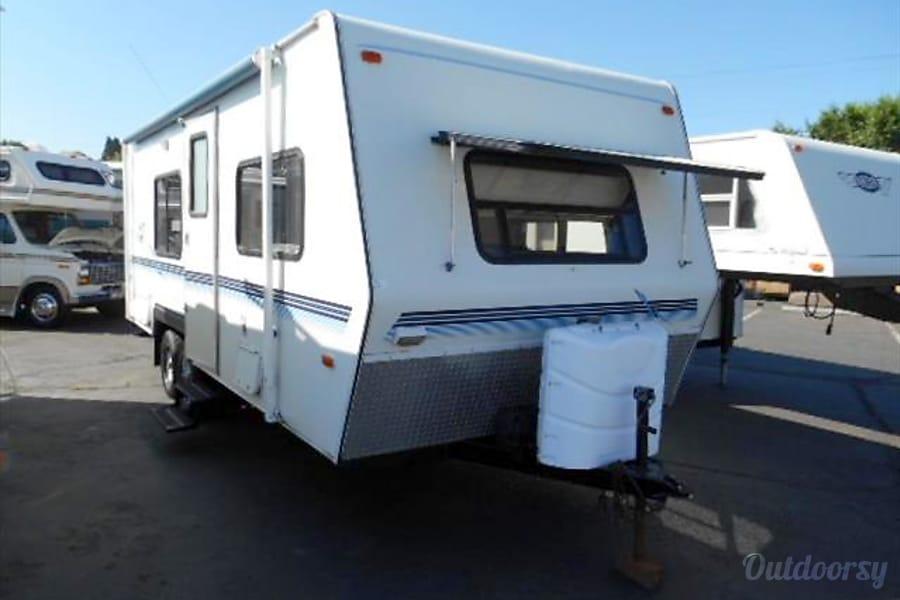 exterior Nash Trailer Huachuca City, AZ
