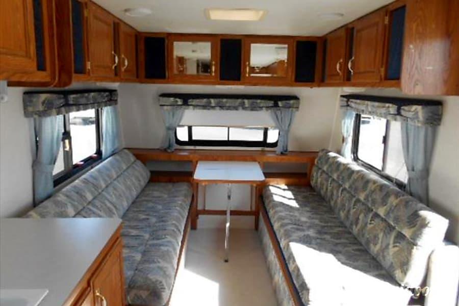interior Nash Trailer Huachuca City, AZ