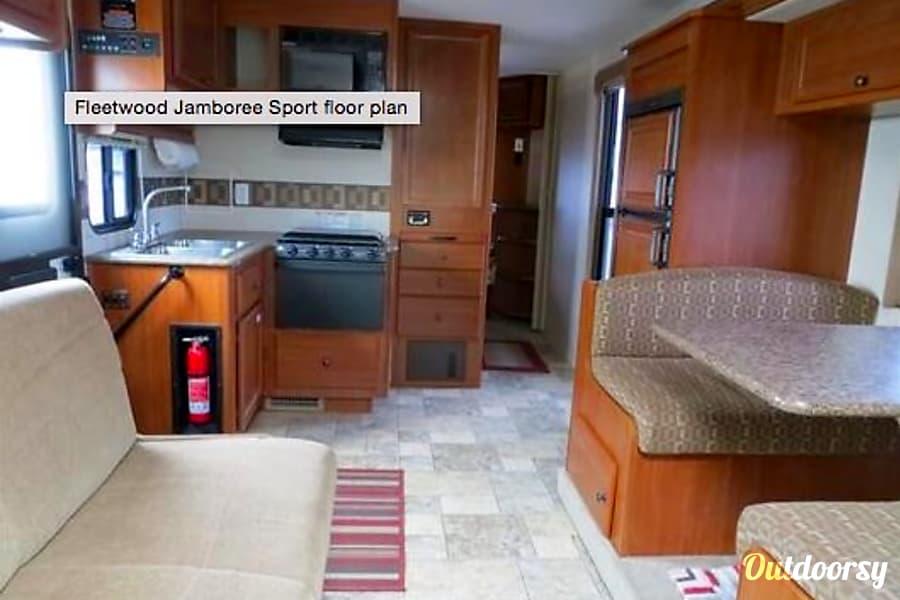 Fleetwood Jamboree Sport Corona, CA