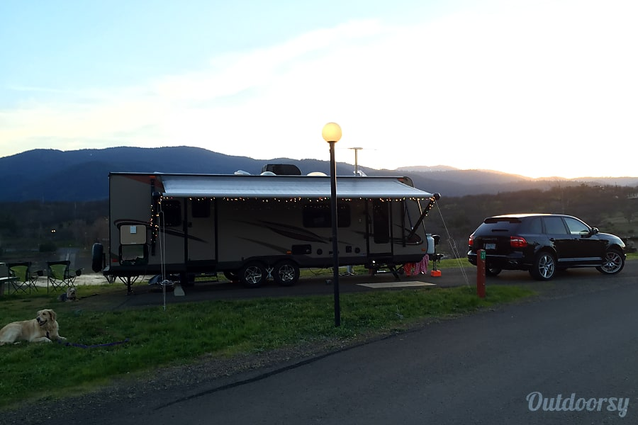 2014 Evergreen Everlite Eugene, OR