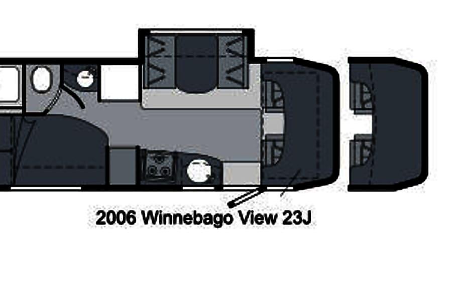 WINNEBAGO VIEW 23' MODEL 23J El Cajon, CA