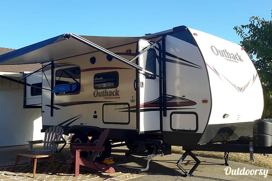 2015 Keystone Outback Terrain Sacramento, CA