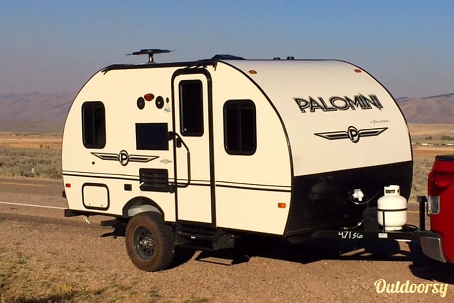 2016 Palomini Offroad Trailer Jackson, WY