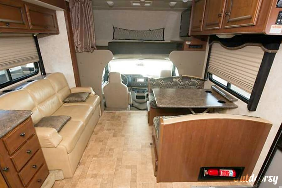 2012 Fleetwood Tioga Ranger Walnut Creek, CA