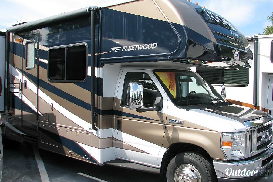 2012 Fleetwood Tioga Ranger Benicia, CA