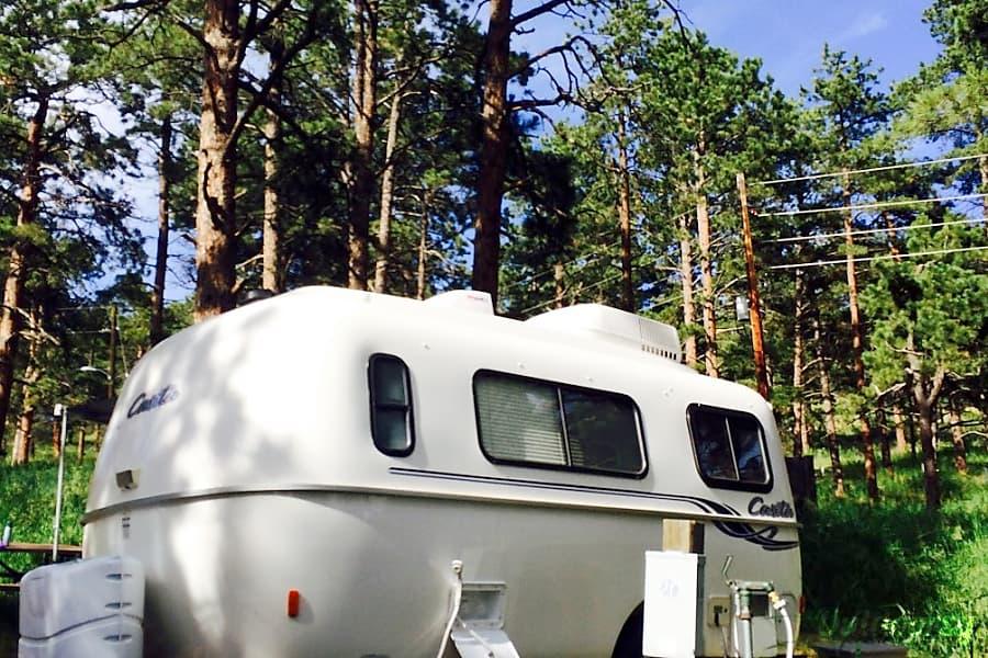 Cute Casita Fiberglass Trailer - Everything you need in 17 ft! Sturgeon Lake, MN