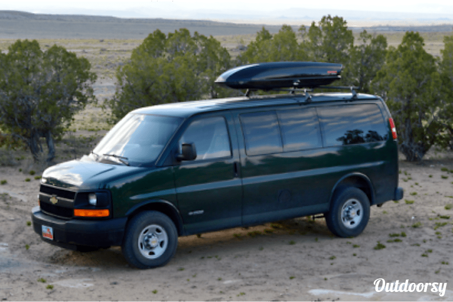 2004 Chevrolet Express G2500 Motor Home Camper Van Rental ...