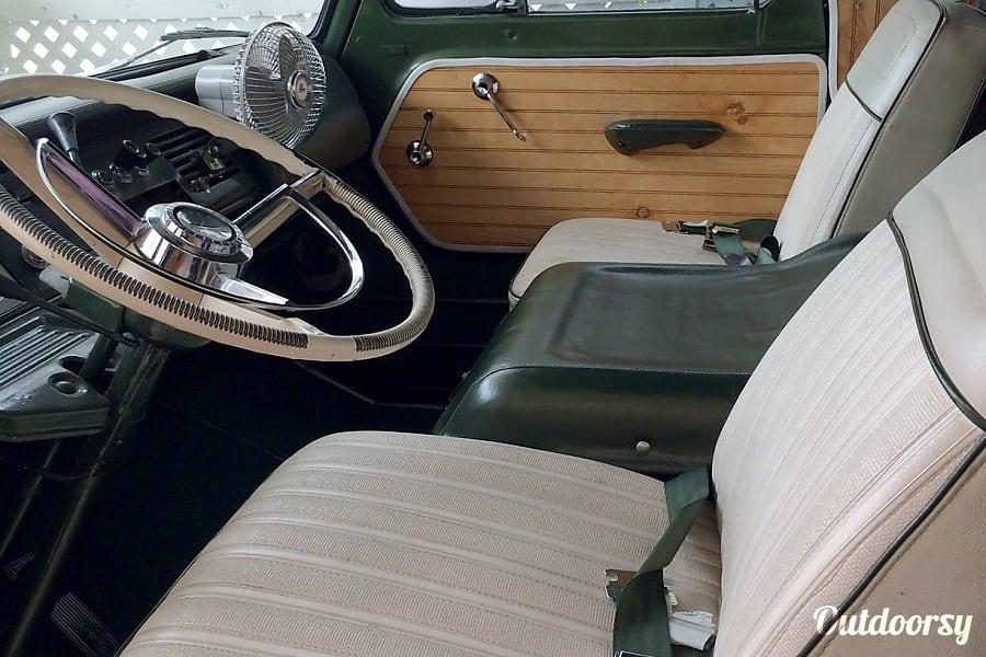 1967 Ford Econoline Club Wagon Brooklyn, NY