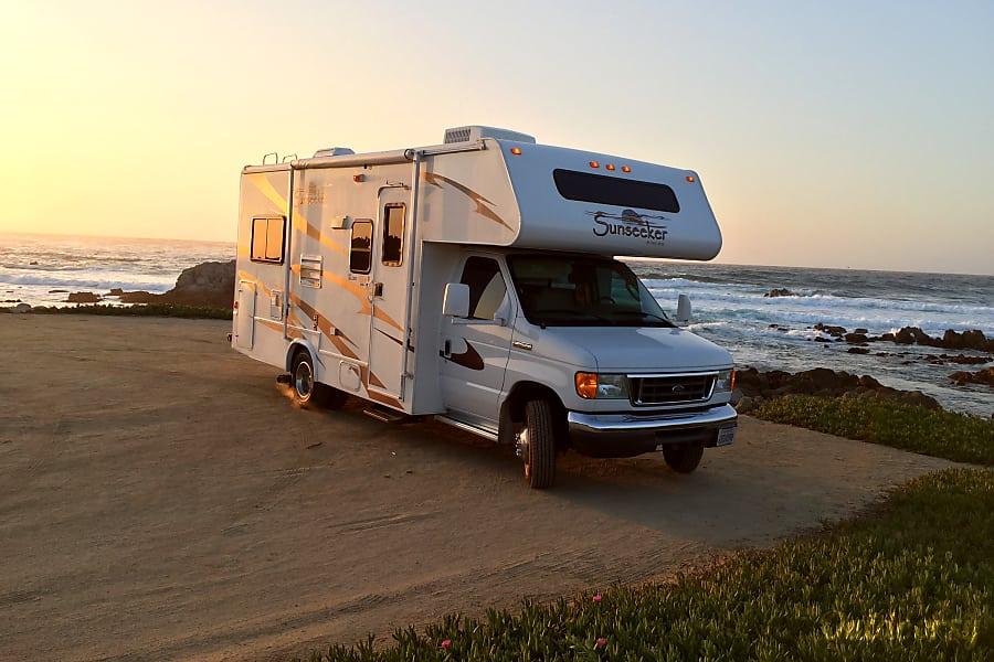 exterior Forest SunSeeker Monterey, CA