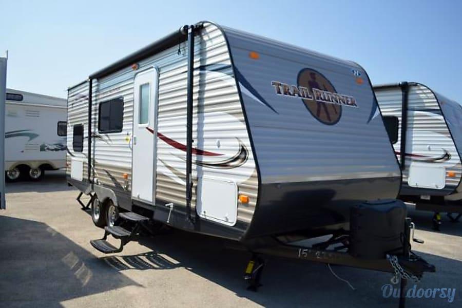 22' Trail Runner Travel Trailer Pflugerville, TX