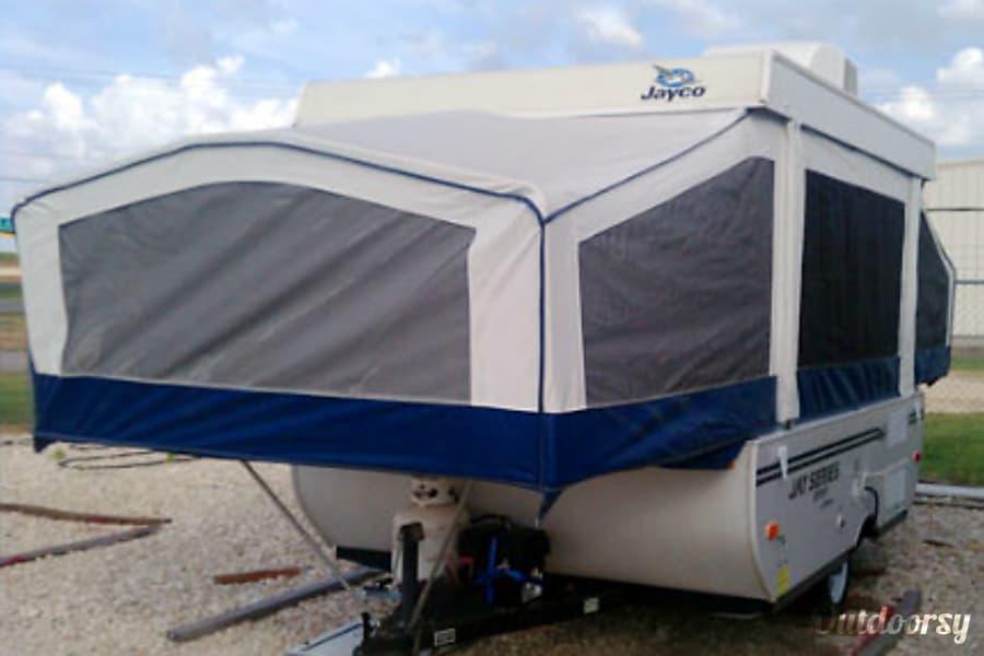 10' Jayco Popup Camper Pflugerville, TX
