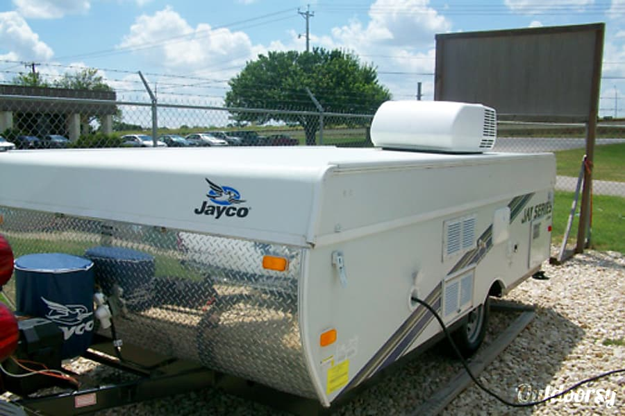 12' Jayco Popup Camper Pflugerville, TX