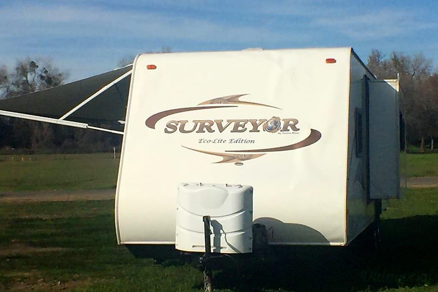 Surveyor 2011 Sacramento, CA