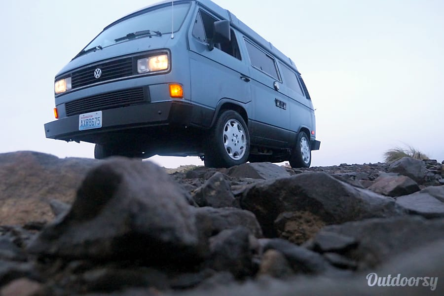Peace Vans #3: Nisqually - Full Camper (Manual Transmission!) Seattle, WA