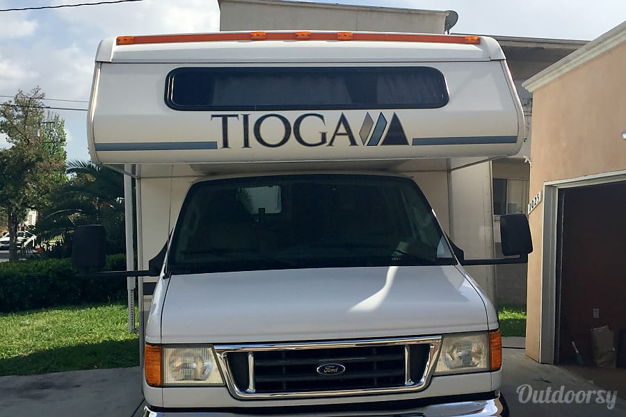 Fleetwood Ford Tioga 23ft *Low Deposit *No Petty Charges *One Day Only Rentals $225 Alhambra, CA
