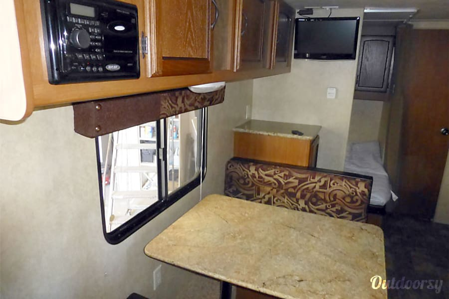 2013 forest river wildwood bunkhouse trailer rental in san marcos