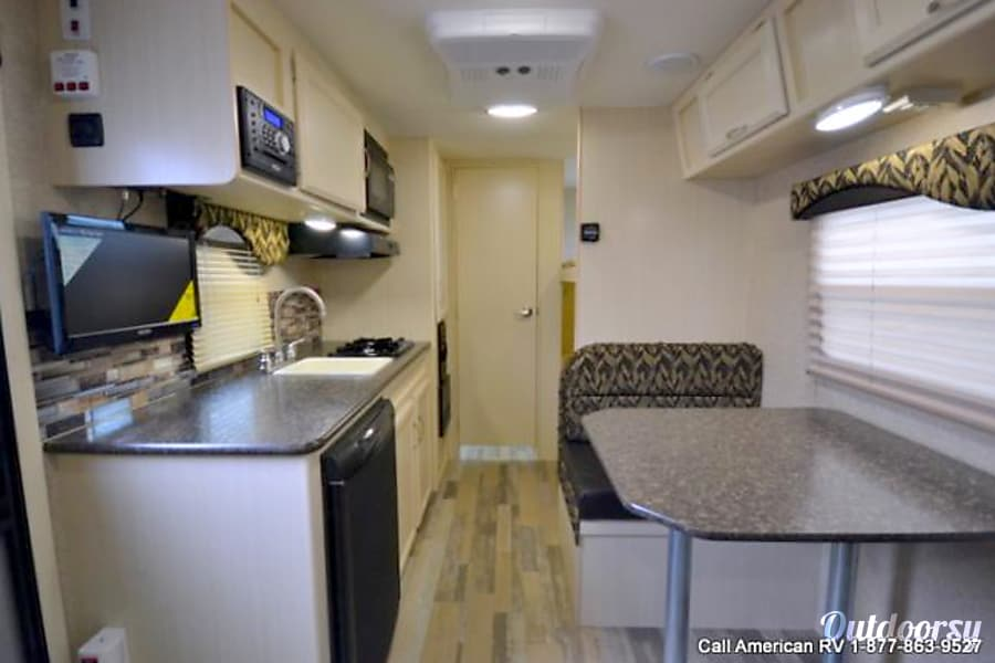 2017 Winnebago Micro Minnie 1700BH Denver, CO