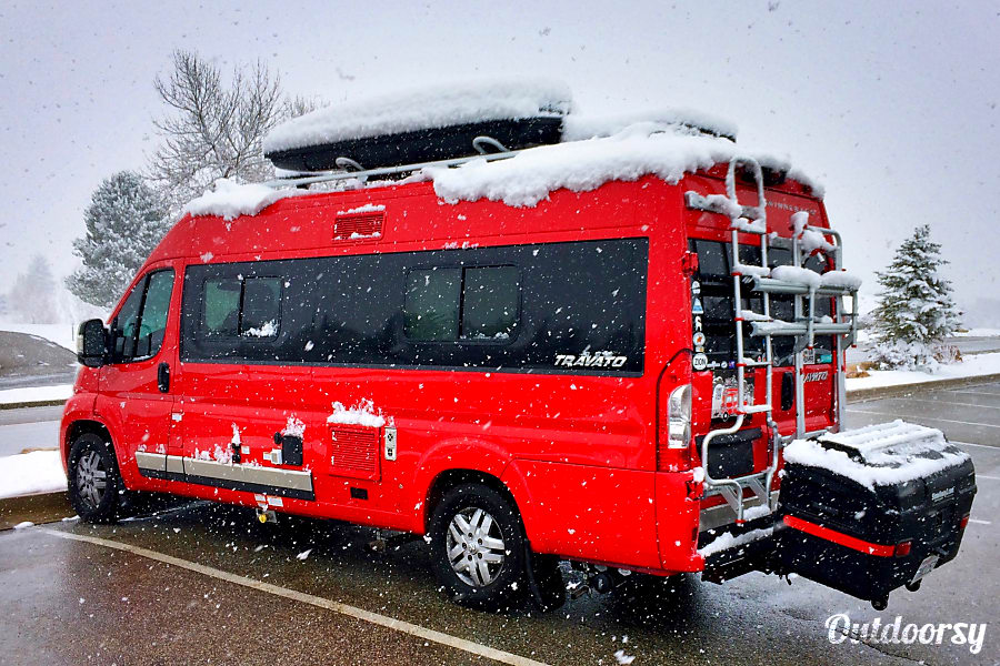 """Hutch"" - 2015 Winnebago Travato 59G Los Angeles, CA Snow not included"
