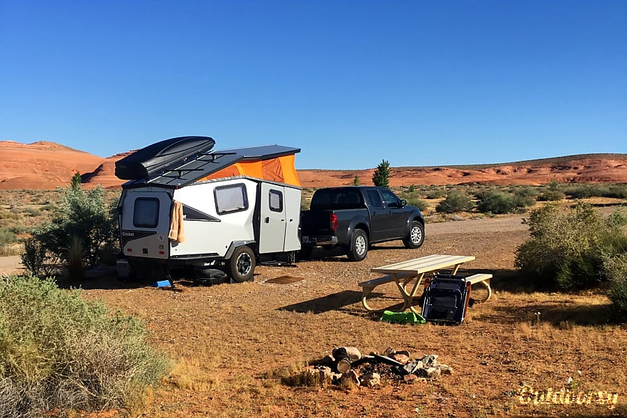 2016 Cricket Trek - Your Basecamp for Exploring the West Salt Lake City, UT