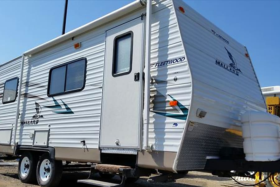2006 Fleetwood Mallard Trailer Rental In Benton City Wa Outdoorsy