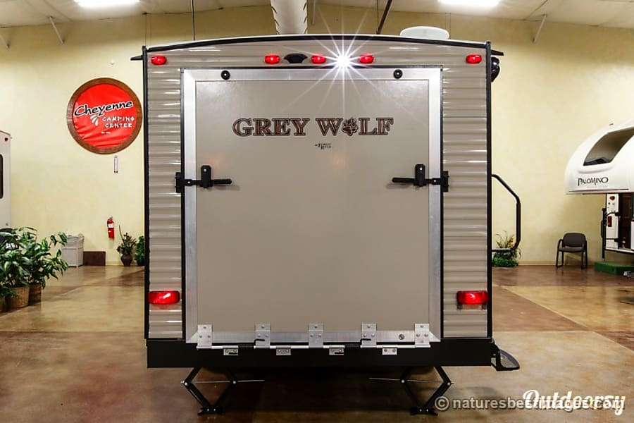 2017 Forest River Cherokee Grey Wolf Wellington, CO