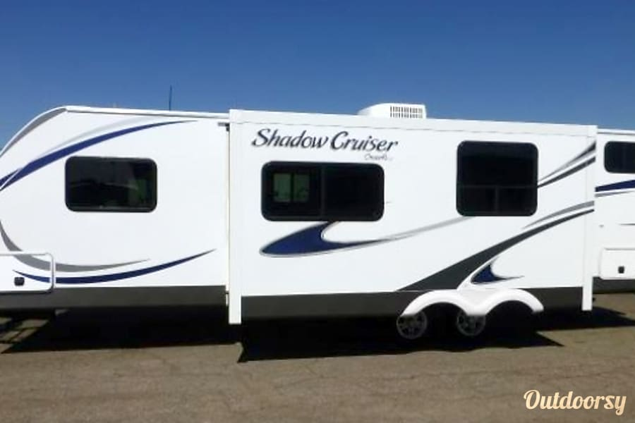 2013 Cruiser Rv Corp Shadow Cruiser Dallas, Texas