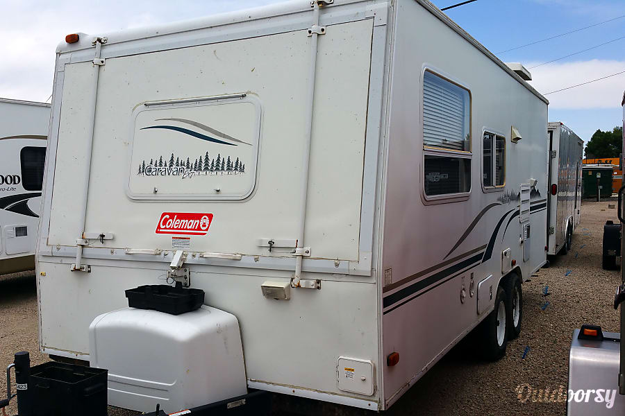 Coleman Caravan EXT 23B - bunks, grill, hard slideout Arvada, CO