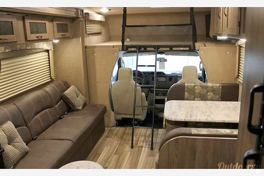 2017 Coachmen Freelander 31BH with bunk beds South Salt Lake, UT