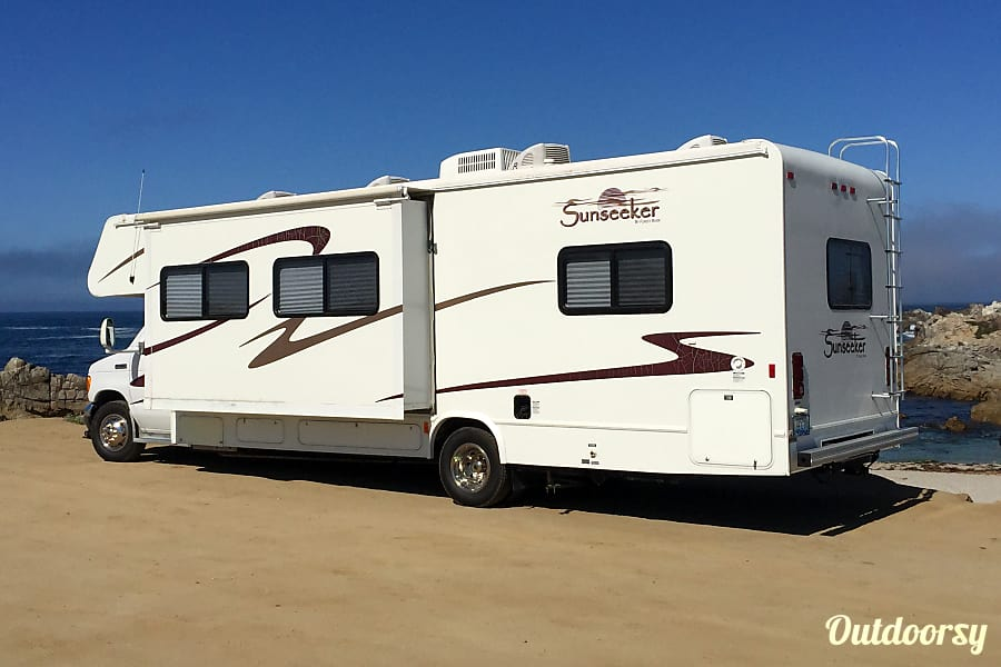 East Fayetteville Auto >> 2006 Forest River Sunseeker Motor Home Class C Rental in Carthage, NC | Outdoorsy