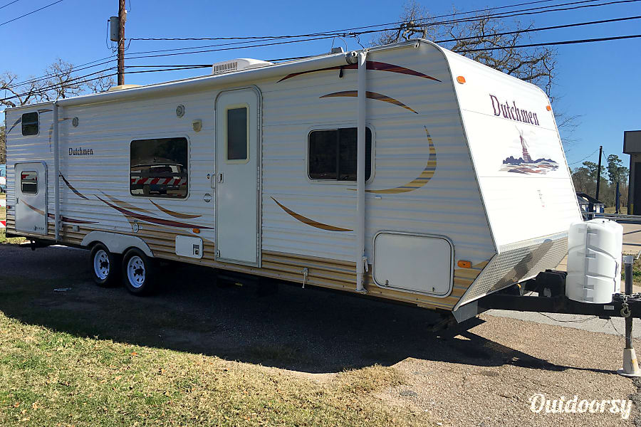 T-5 Trailer with rear quad bunk Cypress, TX