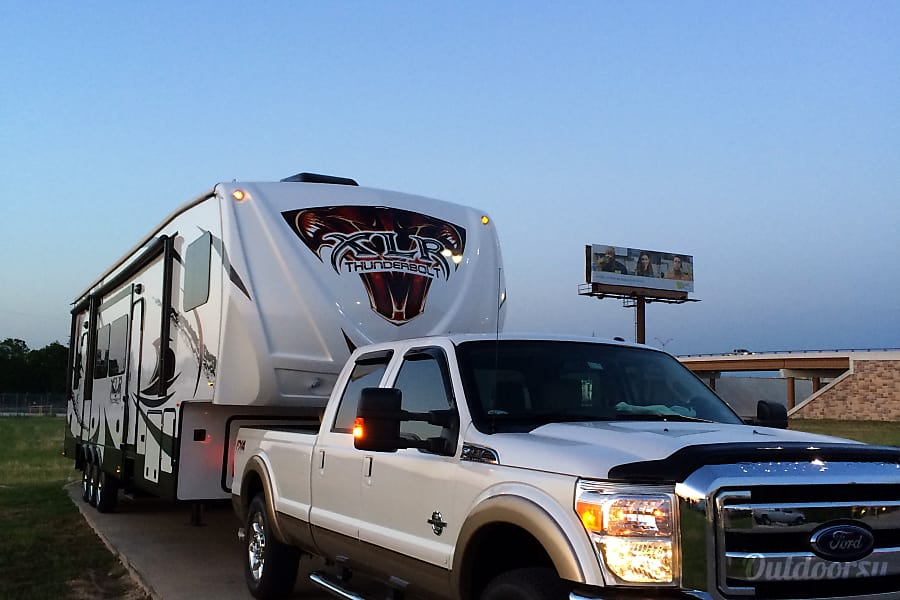 2014 Forest River XLR Thunrderbolt Round Rock, TX