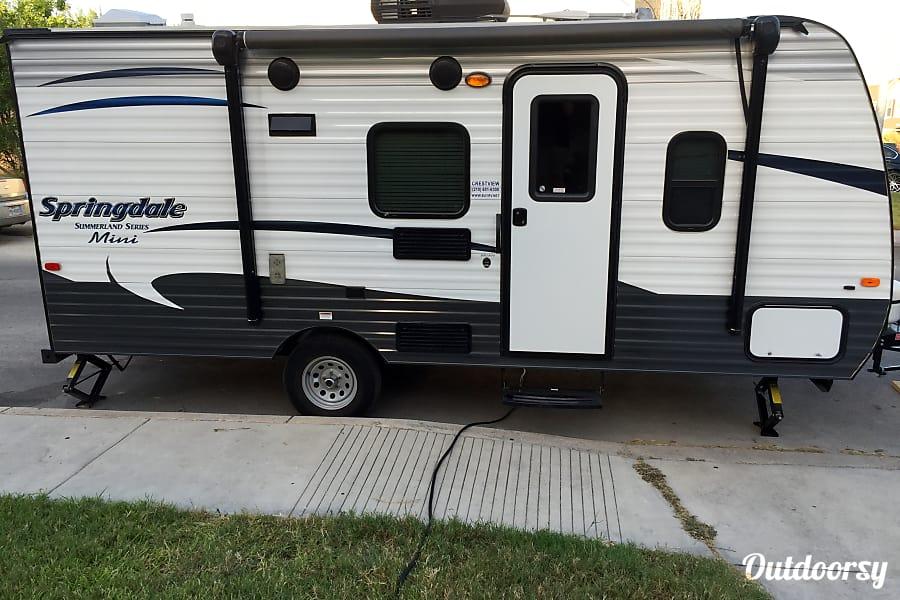 2016 Keystone Summerland 1800BH San Antonio, TX