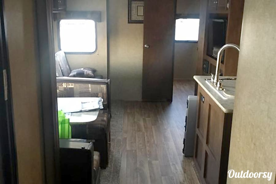 2016 Venture Rv Sporttrek Knox Knoxville, TN