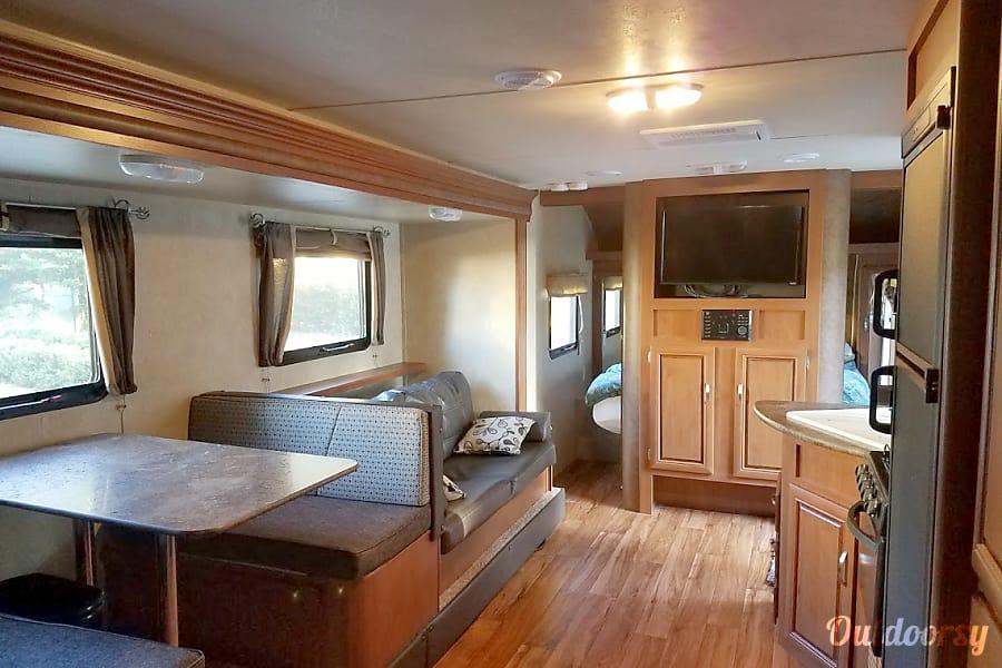 2015 Forest River Cruise Lite Olympia, Washington