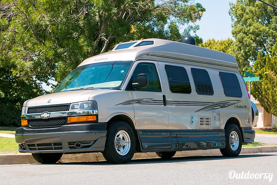 exterior 2008 Roadtrek 190 Versatile Bakersfield, CA