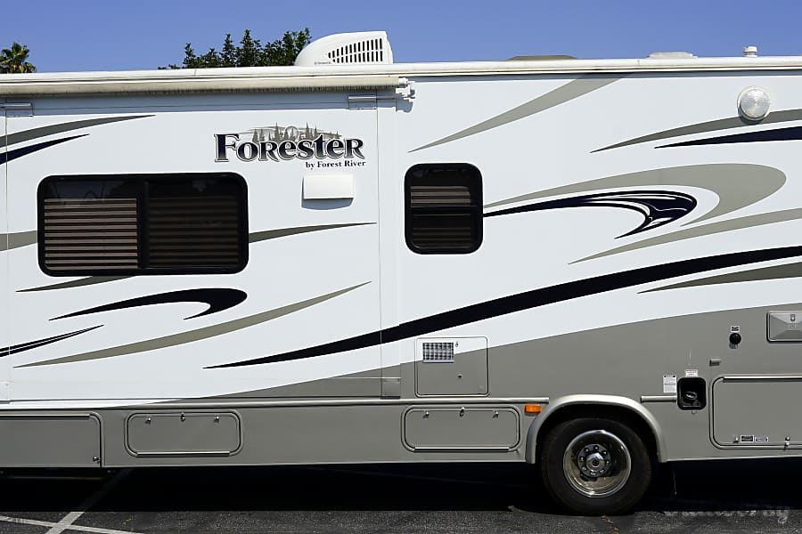 2015 Forest River Forester 31' Buena Park, CA