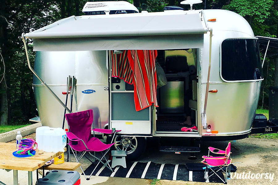2017 Airstream Bambi Sport Waxhaw, North Carolina