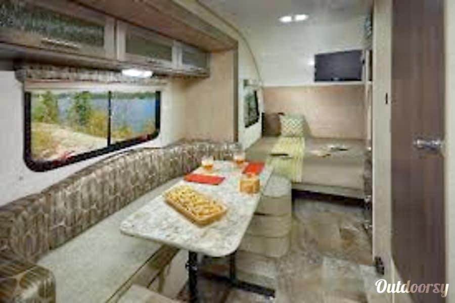 interior R-Pod Ready for Adventure! Salt Lake City, UT