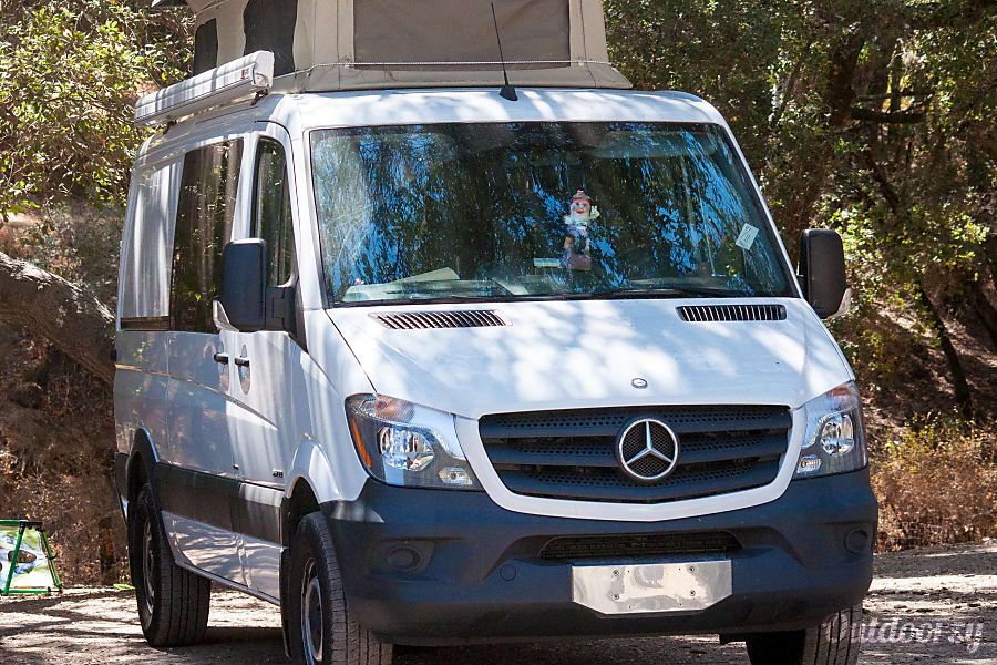 2014 Mercedes-Benz Sprinter Camper Van! San Francisco, CA
