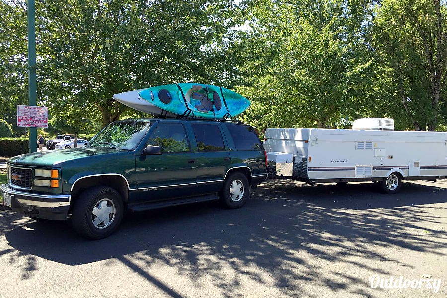 2005 Fleetwood Highlander Sequoia Wilsonville, OR