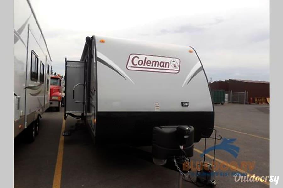 Coleman 271RB Placerville, CA