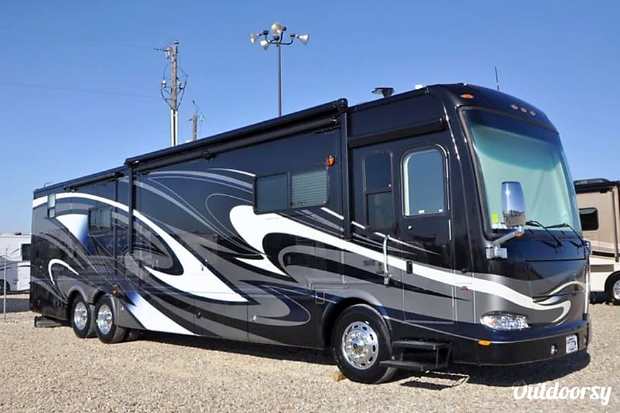 2011 Thor Motor Coach Tuscany Grand Prairie , TX