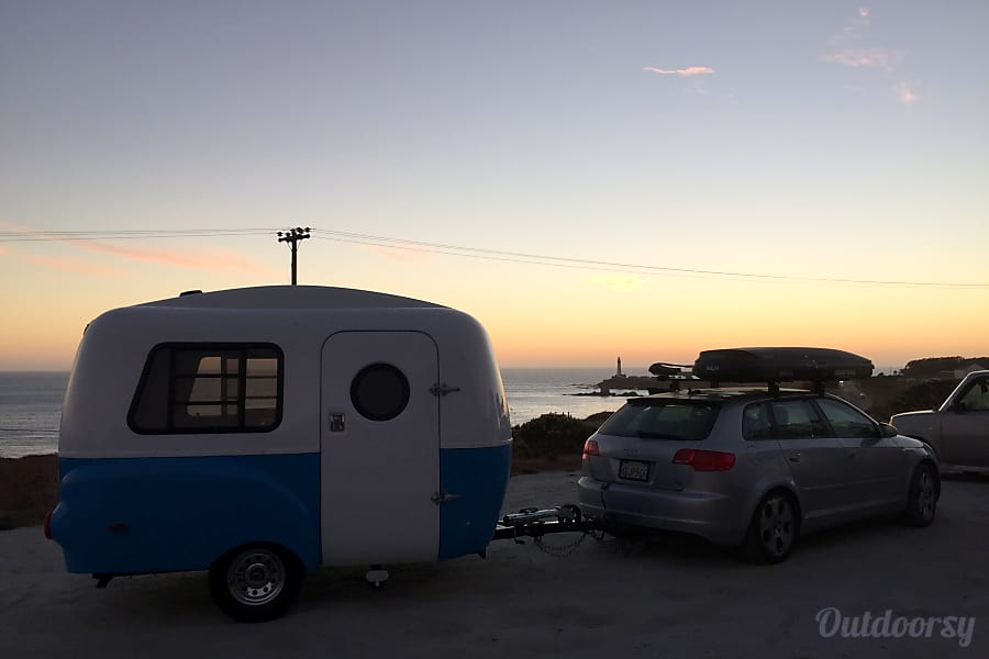 exterior 2016 Happier Camper HC1 San Francisco, CA